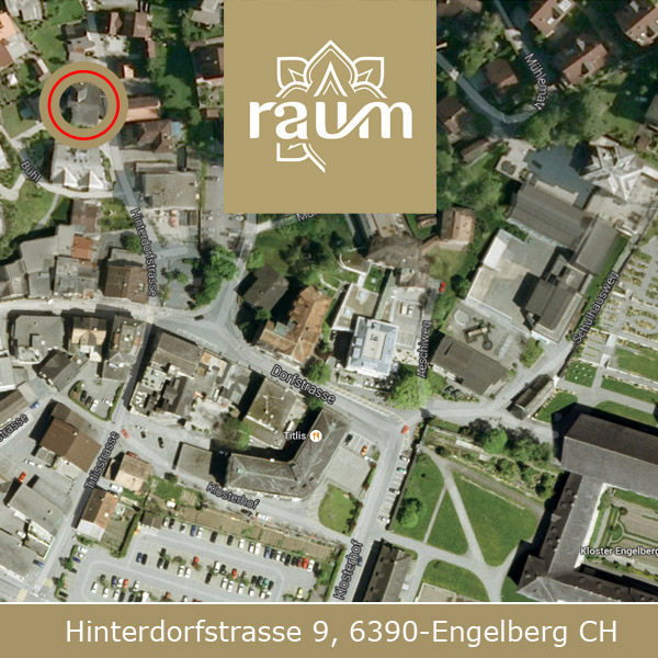 Raum-Engelberg-Switzerland-dorf-map